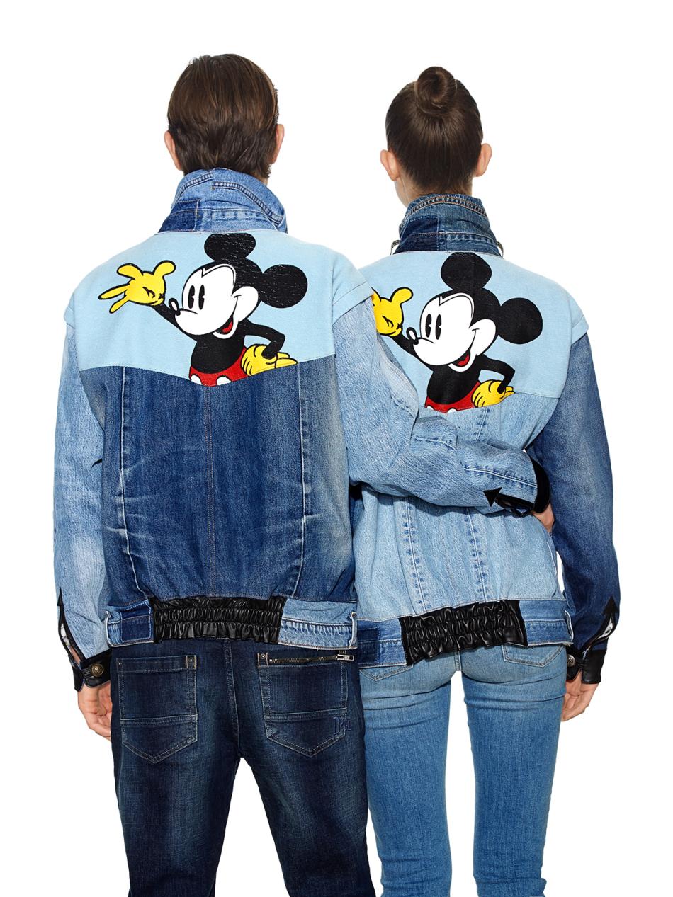 The Iconic Jacket Desigual