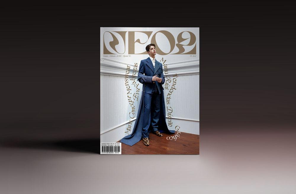 Neo2 revista 162. doble página de Manu Rios