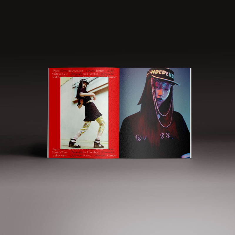 revista Neo2 164 interior con editorial moda