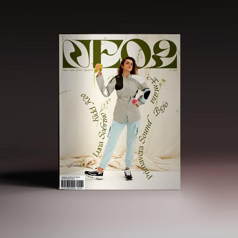 revista Neo2 164 portada con Amaia Romero