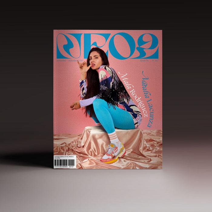 Neo2 revista 167, portada de Mala Rodriguez