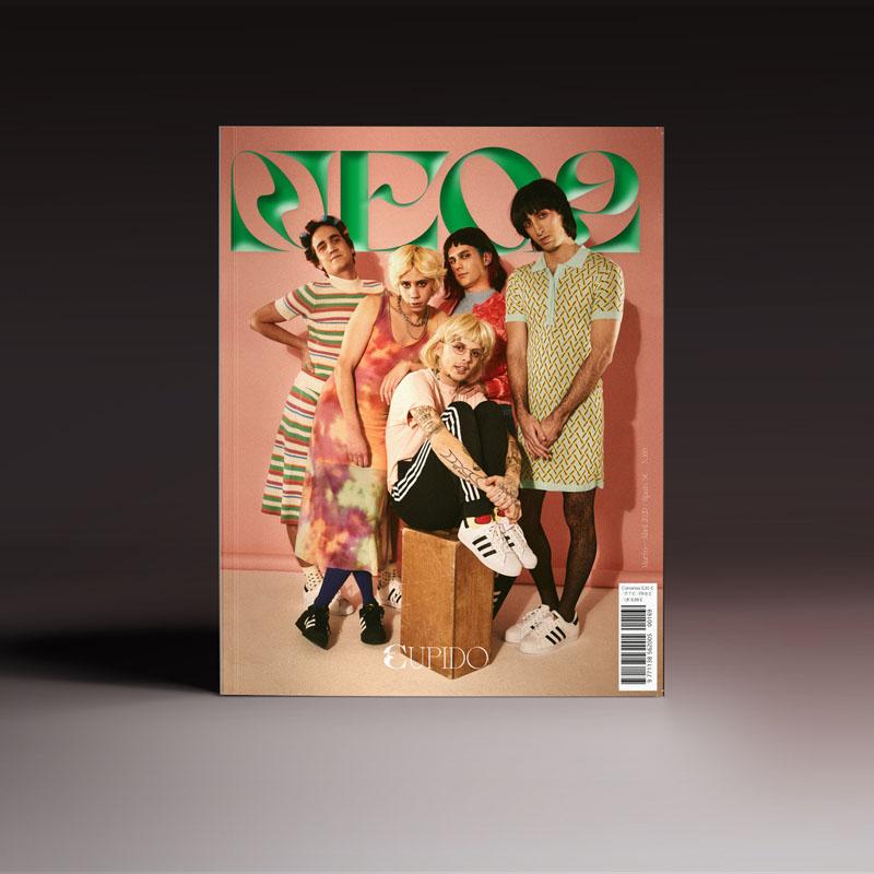 Revista Neo2 169. Portada Cupido