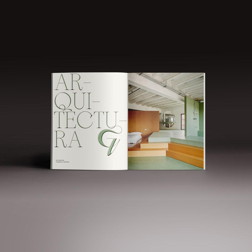 Neo2 Magazine 179 Arquitectura G entrevista