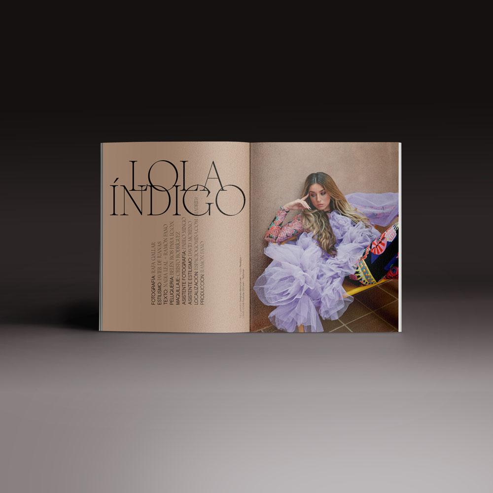 Neo2 Magazine 179 entrevista a Lola Indigo