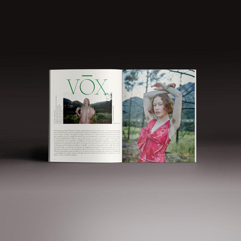 Neo2 Magazine 179 vox cantante