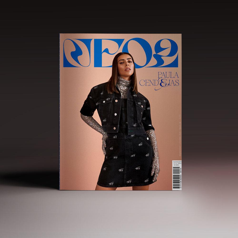 Neo2 Magazine 179 portada Paula Cendejas