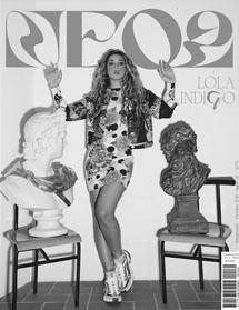 Neo2 Magazine 179 portada Lola Indigo