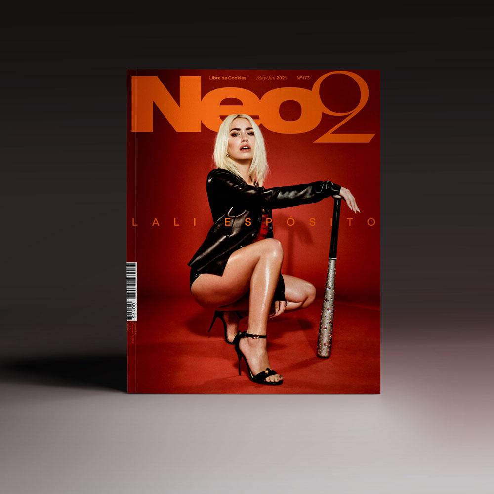 Neo2 Magazine 173 portada con Lali Exposito