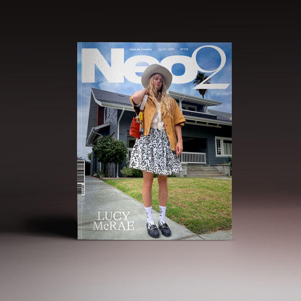 Neo2 Magazine: portada de Lucy McRae