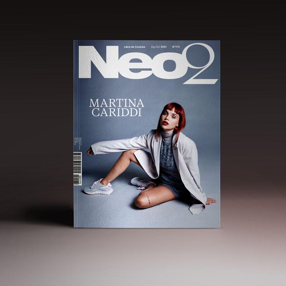 Neo2 Magazine: portada de Martina Cariddi