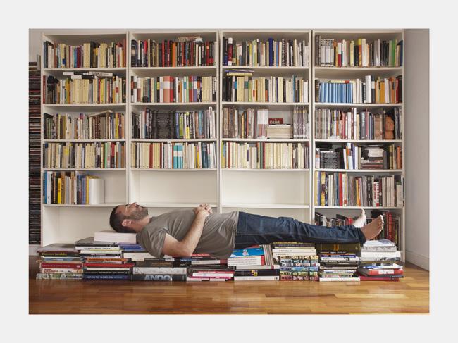 MARÍA PLATERO y los libros