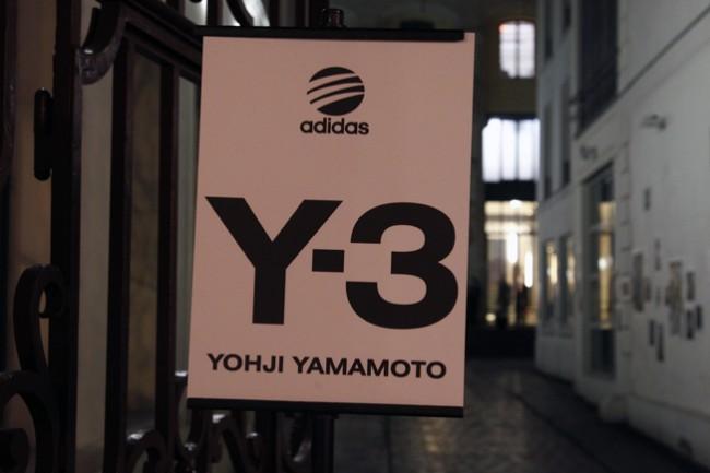 Y-3 10 AÑOS