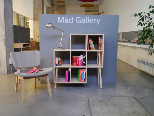 MAD LAB, MAD GALLERY, LIVINGBLOCK y HAND BY HAND