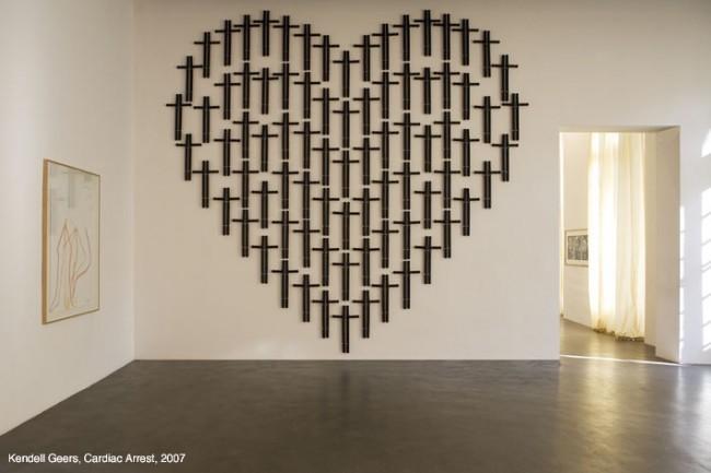 KENDELL GEERS/LORI HERSBERGER