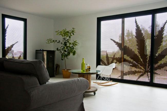 Una casa prefabricada con categoría A Energética