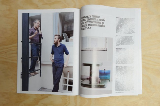 THE BIG INTERVIEW: BOUROULLEC BROTHERS
