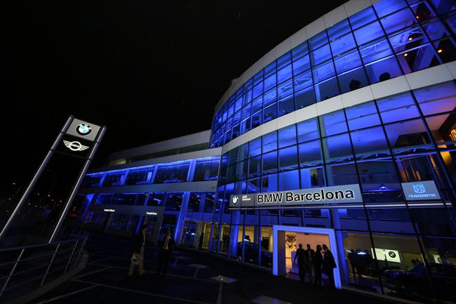 BMW BARCELONA