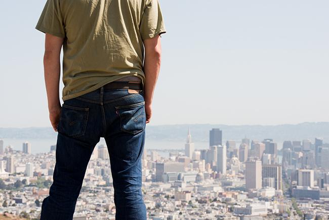 LEVI'S & San Francisco