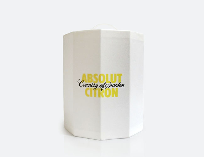 ABSOLUT CITRON & TÓNICA