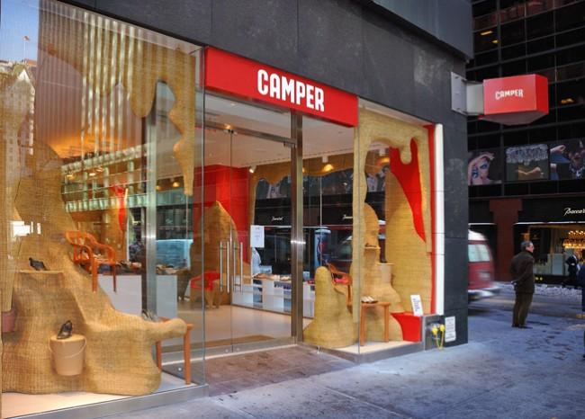 CAMPER EN NUEVA YORK