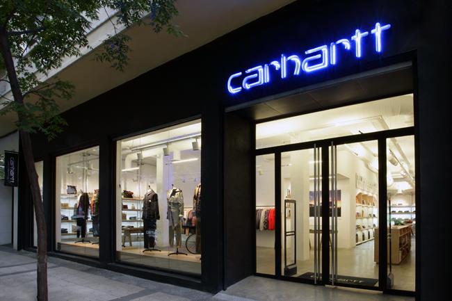 CARHARTT WIP @ ZARAGOZA
