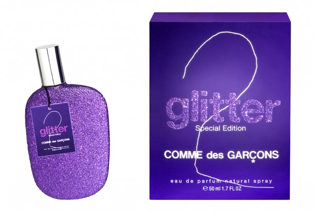 2 COMME DES GARÇONS GLITTER