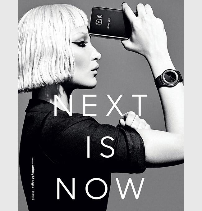 Samsung, the New Black