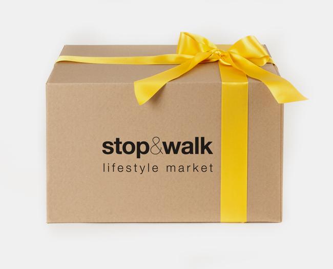 THE STOP&WALK BOX