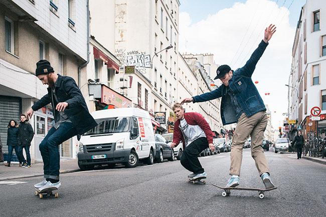 Vans Skate Moda