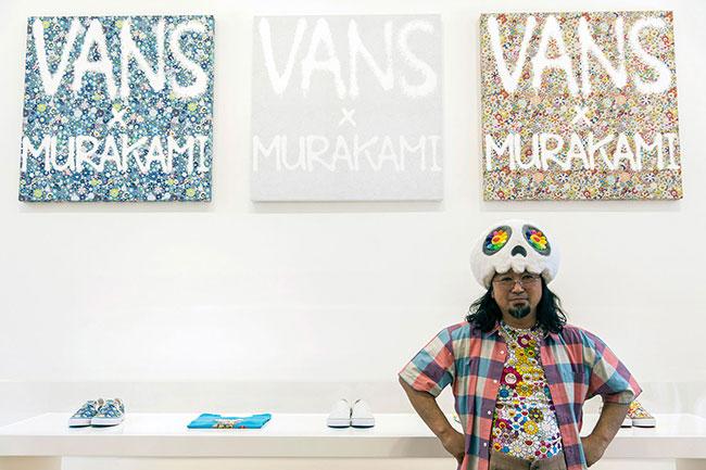 Expo Vans x Murakami