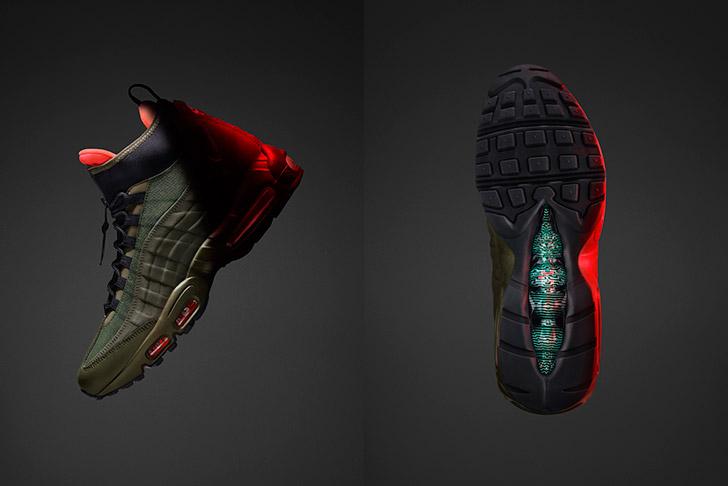 Nike SneakerBoot HO15