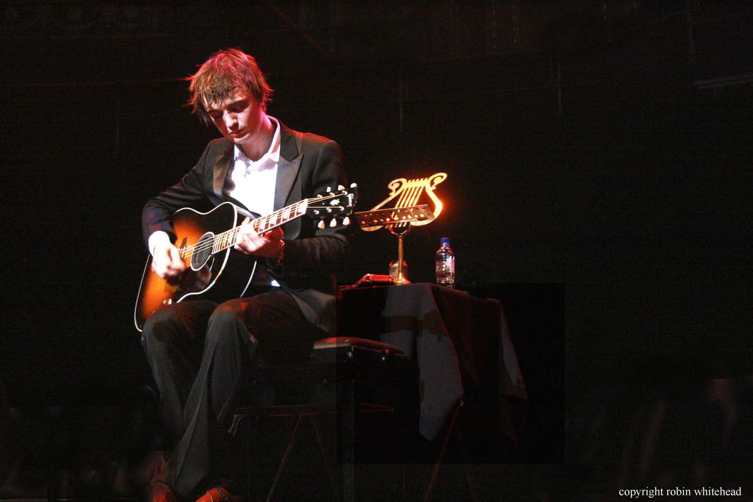 Pete Doherty Again, and Well Dressed