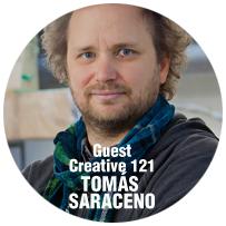 Guest Creative: Tomás Saraceno