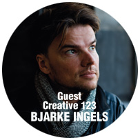 Guest Creative: Bjarke Ingels