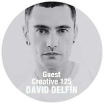 Guest Creative: David Delfín