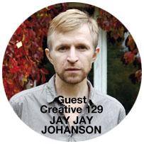 Guest Editor Jay Jay Johandson