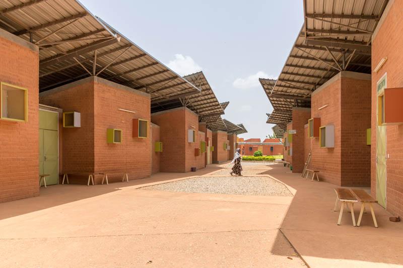 Exposición del arquitecto africano más inspirador