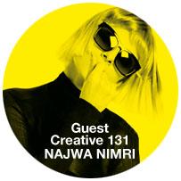 Guest Editor Najwa Rimri