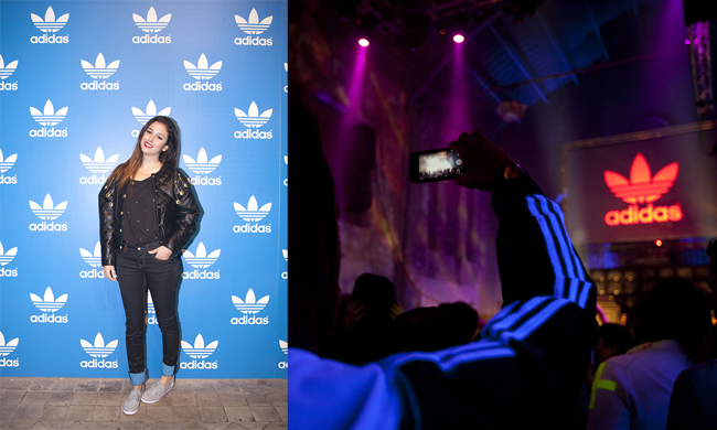 ADIDAS PARTY FLASHES