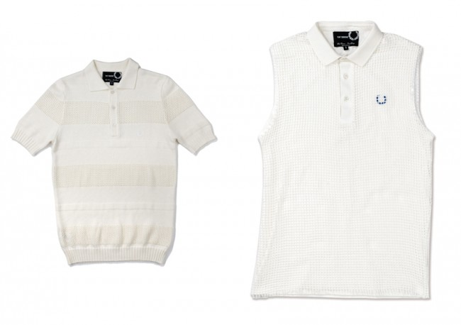 FRED PERRY & RAF SIMONS
