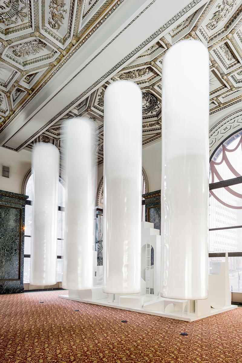 Architecture Effects en el museo Guggenheim de Bilbao