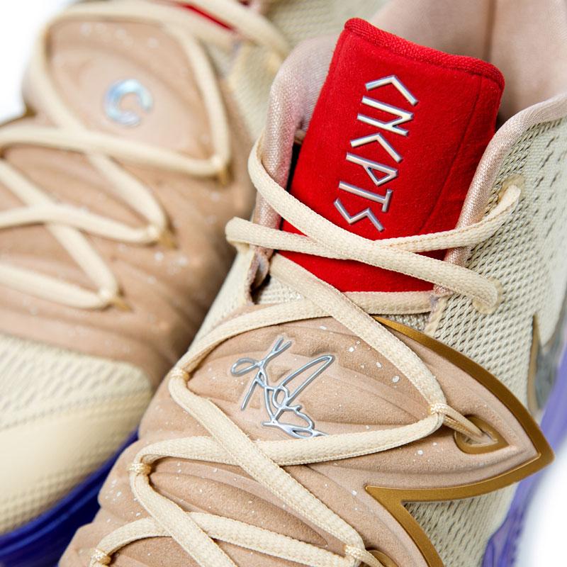 Las Zapatillas de Kyrie Irving x Concepts
