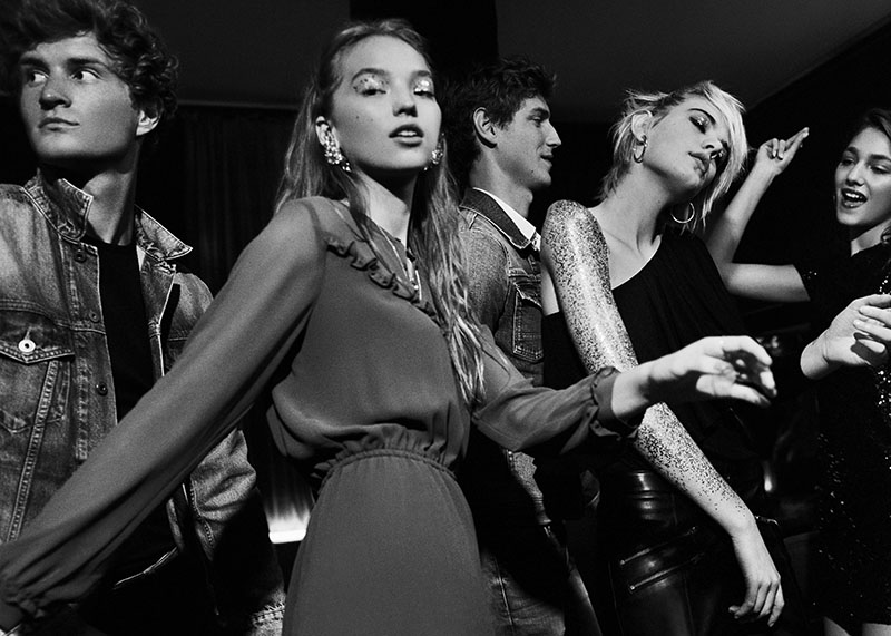 Pepe Jeans London AW18 The Members Club