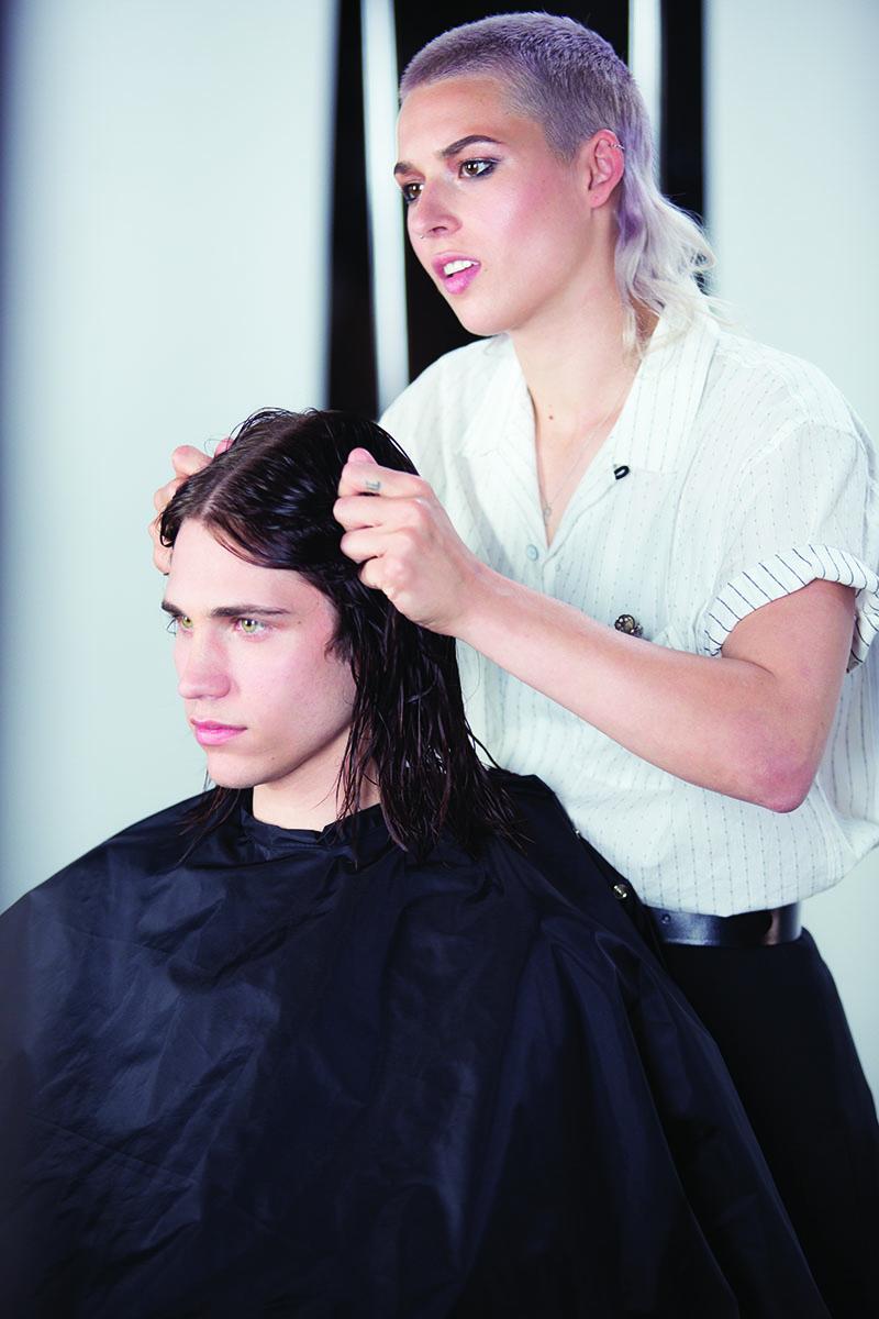 Cuidados del cabello para hombre de Redken Brews