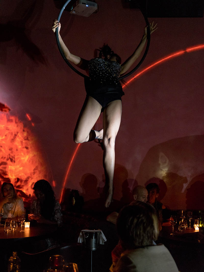 Cabaret en The Barcelona Edition, un lugar por descubrir.