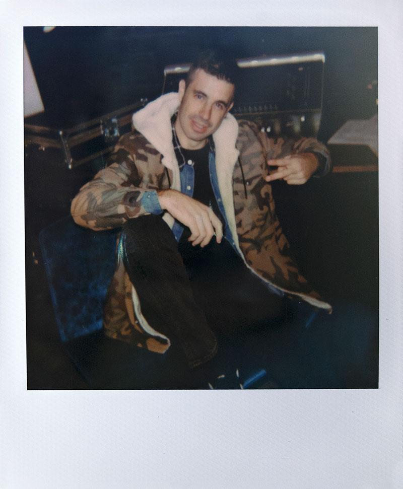 Ed is Dead, Jeans & Beats con Levi's