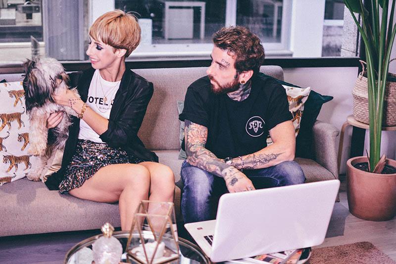 Neo Generation: Milena Rodher y Humberto Castillo