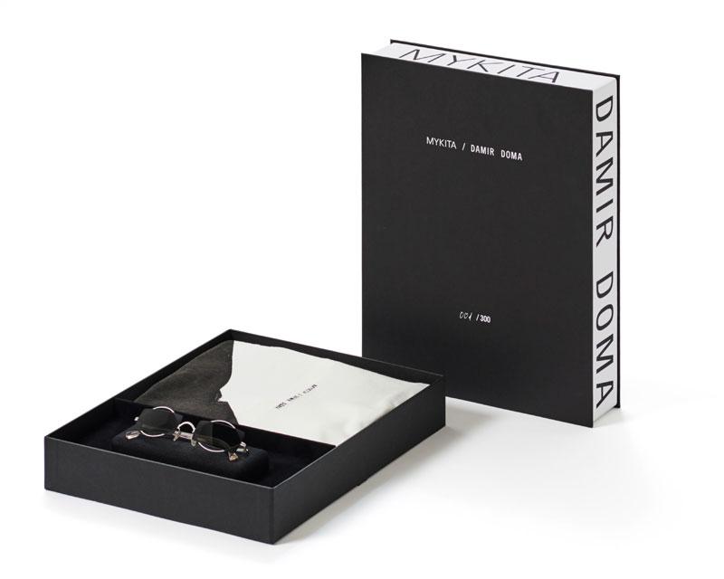 Mykita x Damir Doma: gafas de sol de autor