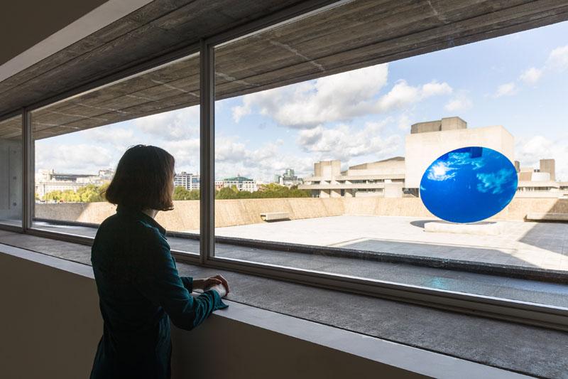 Exposición Space Shifters en la Hayward Gallery
