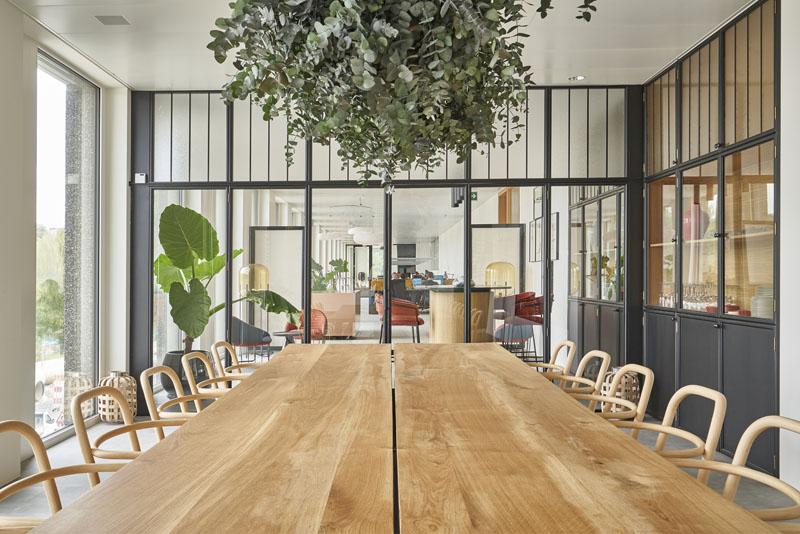 Oficinas en Ginebra por Bloomint Design